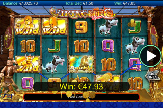 Viking Fire Mobile Slot Free Spins
