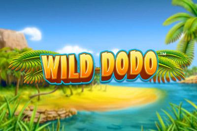 Wild Dodo Mobile Slot Logo