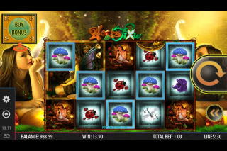 Acorn Pixie Mobile Slot Machine