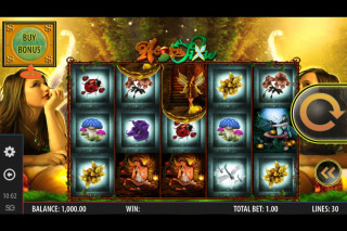 Acorn Pixie Mobile Slot Game
