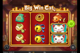 Big Win Cat Mobile Slot Machine