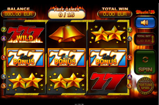 Blazin Hot 7s Mobile Slot Free Spins