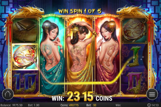 Fu Er Dai Mobile Slot Win Spins
