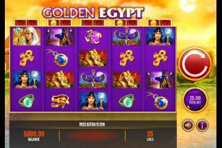 Golden Egypt Mobile Slot Machine