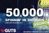 Win A Share of 50K Cash Or Get Free Spins