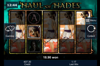 Haul Of Hades Mobile Slot Game