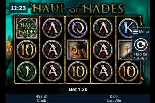 Haul Of Hades Mobile Slot Machine