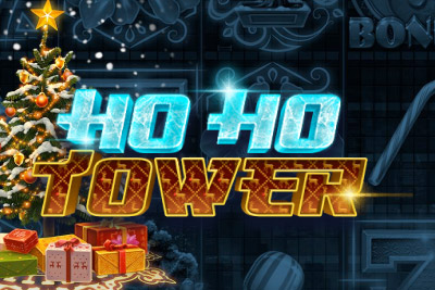 Ho Ho Tower Mobile Slot Logo