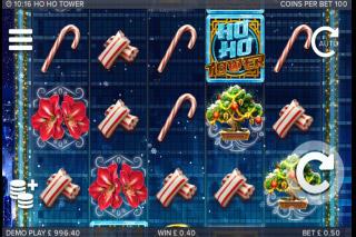 Ho Ho Tower Mobile Slot Machine