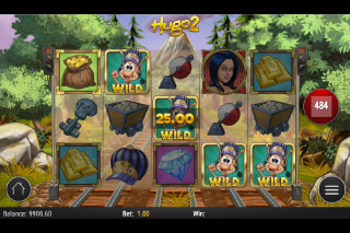 Hugo 2 Mobile Slot Machine