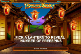 Huolong Valley Mobile Slot Bonus