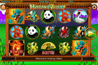 Huolong Valley Mobile Slot Machine