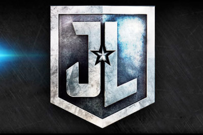 Justice League Mobile Slot Logo