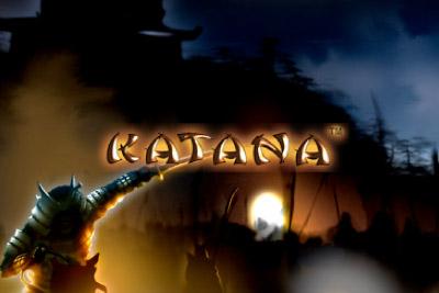 Katana Mobile Slot Logo