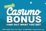 New UK Casino Bonus At Casumo Mobile Casino
