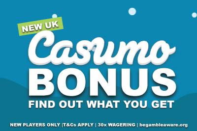 New UK Casino Bonus At Casumo Mobile Casino