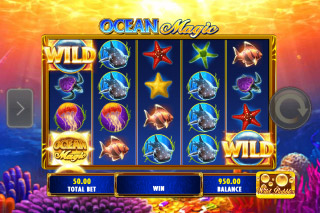Ocean Magic Slot Machine