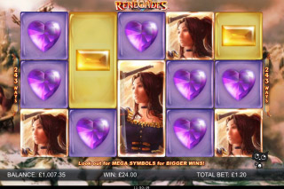 Renegades Mobile Slot Free Spins