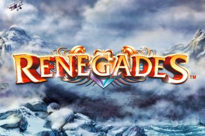 Renegades Mobile Slot Logo