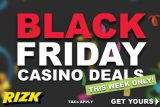Get Your Rizk Casino Black Friday Deals This Week Only