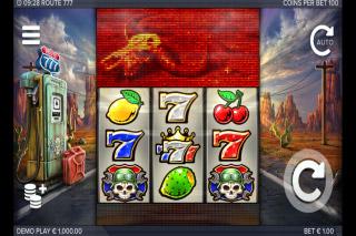 Route 777 Mobile Slot Machine