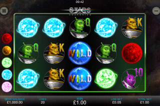 Stars Awakening Mobile Slot Game