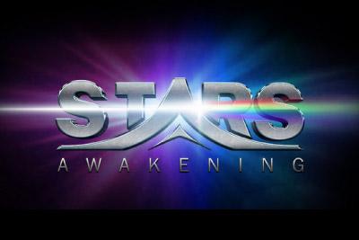 Stars Awakening Mobile Slot Logo