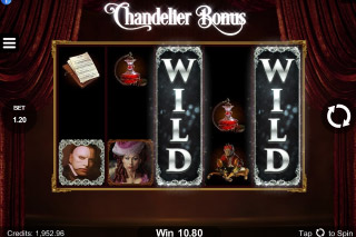 The Phantom Of The Opera Mobile Slot Bonus Game