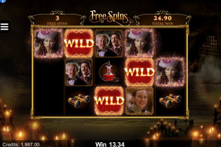 The Phantom Of The Opera Mobile Slot Free Spins