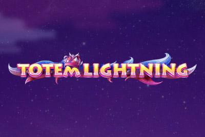 Totem Lightning Slot Logo