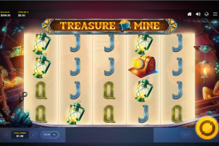 Treasure Mine Mobile Slot Machine