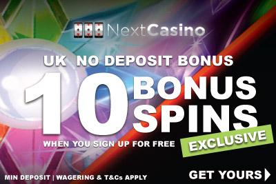 Get Your Exclusive Casino Bonus At NextCasino With Special Promo Code