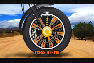 Harley Davidson Freedom Tour Mobile Wheel Bonus