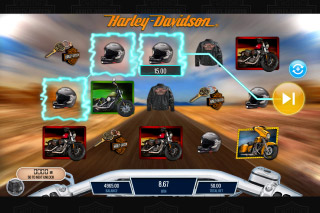 Harley Davidson Freedom Tour Mobile Slot Game