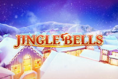 Jingle Bells Mobile Slot Logo