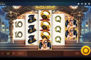 Masquerade Mobile Slot Game