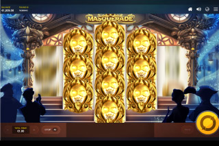 Masquerade Mobile Slot Masque Bonus