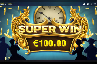 Masquerade Mobile Slot Super Win
