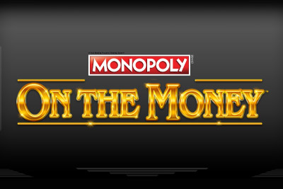 Monopoly On The Money Mobile Slot Logo