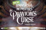 NetEnt The Phantom's Curse Slot Preview