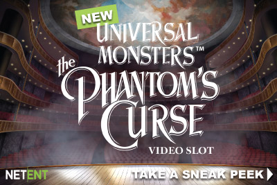 NetEnt The Phantom's Curse Slot Preview