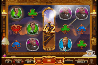 Orient Express Mobile Slot Expanding Wilds