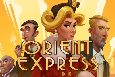 Orient Express Mobile Slot Logo