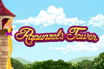 Rapunzls Tower Mobile Slot Logo
