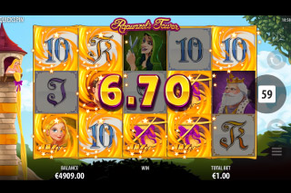 Rapunzls Tower Mobile Slot Win