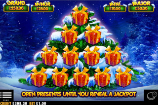 Santa Mobile Slot Bonus Game