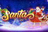 Santa Slot Logo