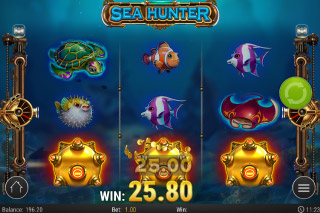 Sea Hunter Mobile Slot Big Win