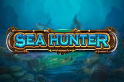Sea Hunter Mobile Slot Logo