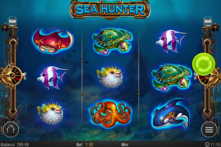 Sea Hunter Mobile Slot Machine